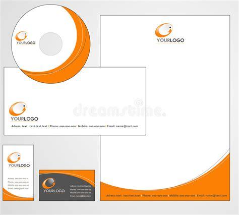 eps format letterhead designs letterhead template design vector stock vector