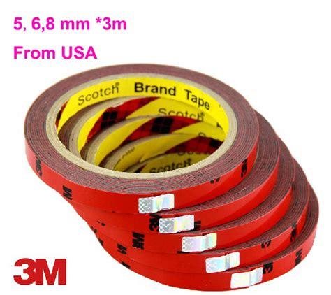 Stiker 3m Auto free shipping 3m sticker auto foam faced