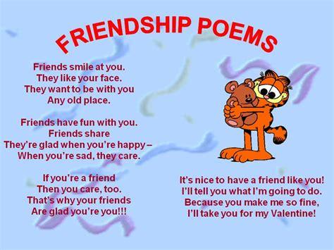 very short friendship poems 35 cute short love poems