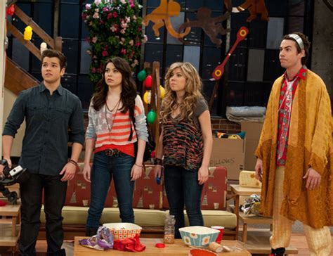 icarly cast and crew the icarly cast getting pranky post read comments