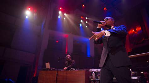 nas kennedy center nas live from the kennedy center classical hip hop nas