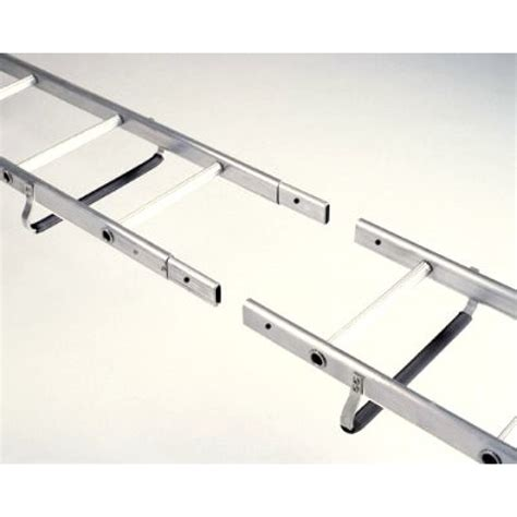 sectional ladder 12ft 3 7m procat sectional roof ladder
