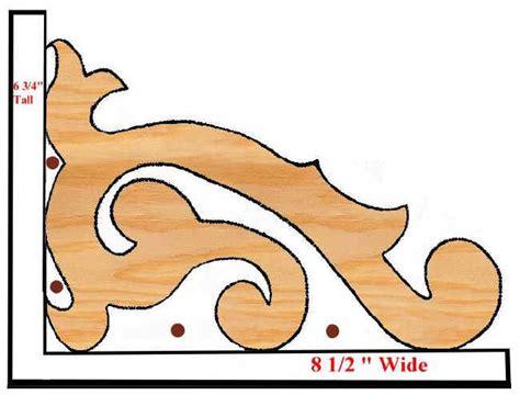 woodworking scroll patterns scroll woodworking patterns blueprints pdf diy