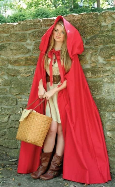 simple pattern for red riding hood cape quot little red riding hood quot long cape from victorian trading