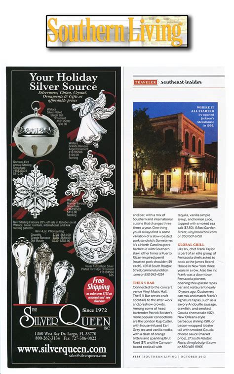 southern living advertising as seen in southern living october 2013