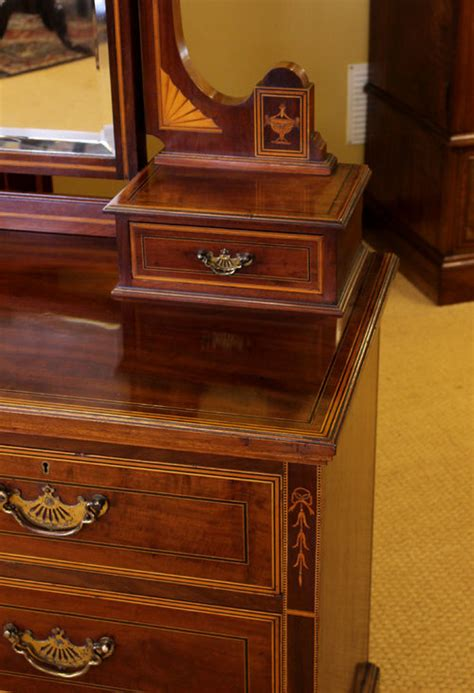 edwardian bedroom furniture for sale edwardian mahogany bedroom suite c 1910 antiques atlas