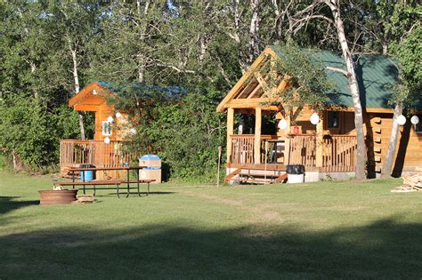 Asessippi Cabins by Both Cabins 2 Asessippi Cground