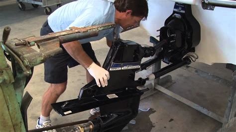 replacing inboard boat motor how to remove replace change mercruiser marine bravo