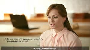 samsung commercial actress mom samsung computer advert goes viral but for the wrong
