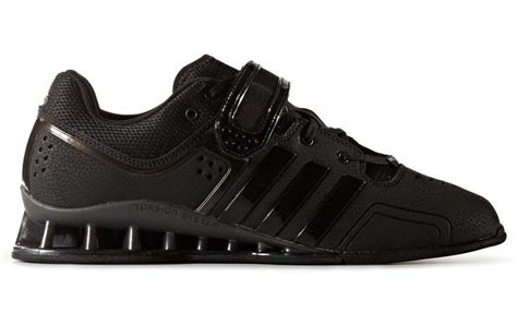 adidas adipower weightlifting shoes black metallic silver rogue fitness