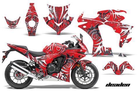 2013 2014 honda cbr500r bike graphic decal sticker