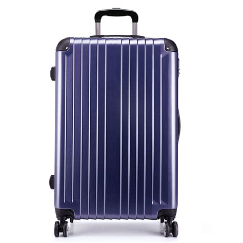 lightweight cabin luggage kono hardshell luggage lightweight travel suitcase abs pc