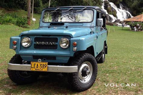 1979 nissan patrol indigo 1979 nissan patrol lg 60 for sale volcan 4x4