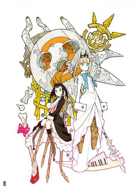 the art and soul soul eater soul art 2 by atsushi ohkubo art book anime books