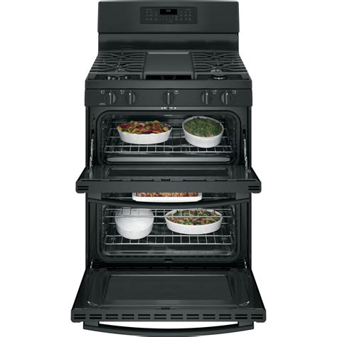 Oven Gas Standing jgb860dejbb ge 30 quot free standing gas oven convection range