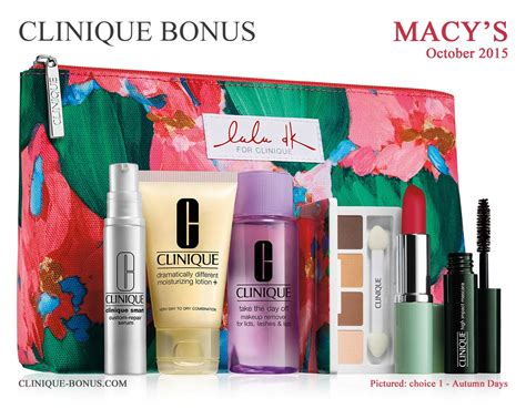 Can You Shop Online With A Macy Gift Card - clinique bonuses at macys in 2018