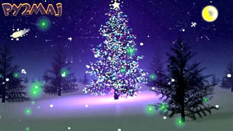 xmas  silent night feliz natal merry christmas animation flash youtube
