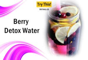 Berry Detox Water by Detox Water Top 50 Fruit Infused Water Recipes Health
