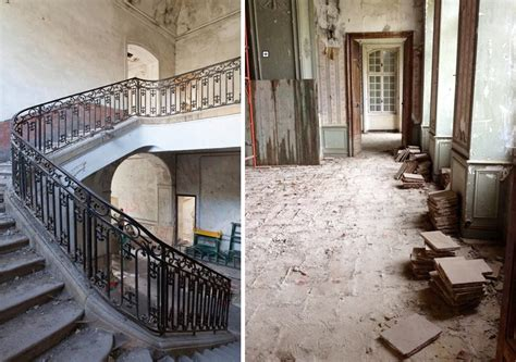 Couple Buy an Abandoned French Chateau, Start a Blog to