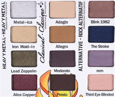 Thebalm Jovi Palette thebalm balm jovi palette review photos swatches