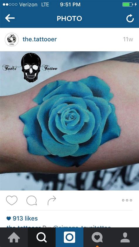light blue tattoo light blue inspiration inspiration