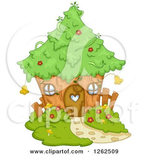 tree house clipart cute tree house clipart 75