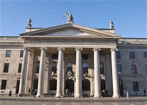 Dublin Ohio Post Office by College College Dublin Alumni