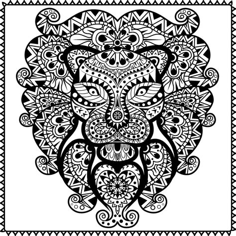 aztec coloring pages the gallery for gt aztec print coloring pages