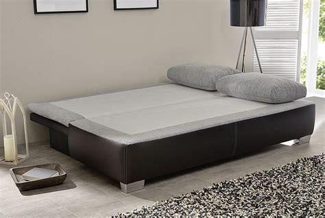 Sofa Sets Ikea Schlafsofa Couch Duana 202x96cm Braun Elefant