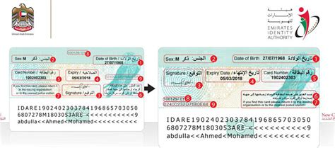 emirates id status eida redeploys data on your emirates id card emirates 24 7