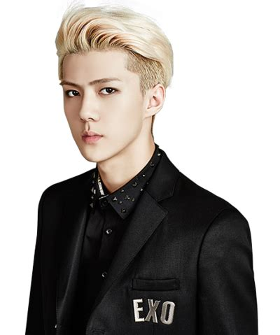 EXO Sehun render [4] by amy91luvKey on DeviantArt