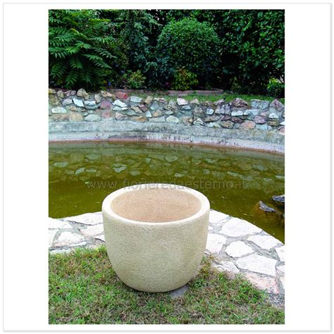 vasi cemento vasi da giardino 5404960 in pietra ricostruita fioriere