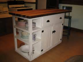 Kitchen Island Building Plans kitchen island