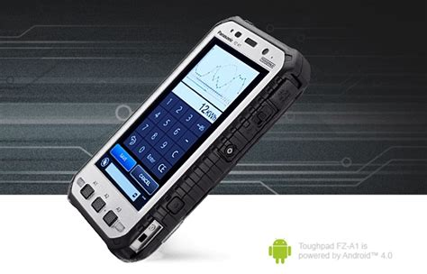 panasonic rugged phone panasonic toughpad rugged 5 inch smartphones unveiled for 1 799