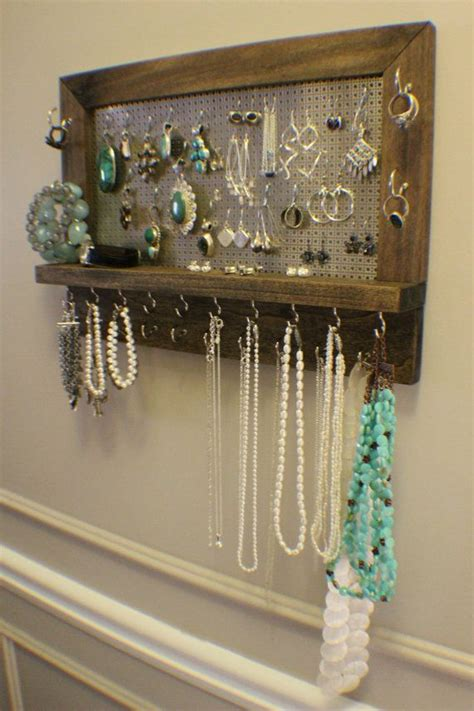 do it yourself jewelry 16 bedroom organizer ideas that you can do it yourself