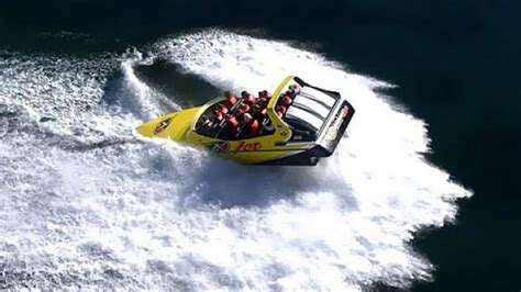 new zealand jet boat accident tourist killed as new zealand jetboat flips in shotover river