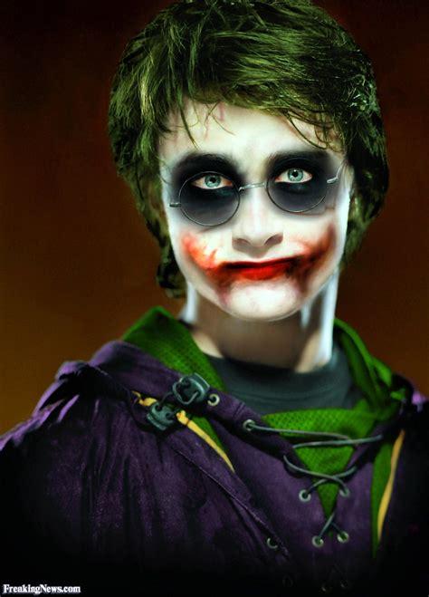 of joker harry potter as the joker pictures