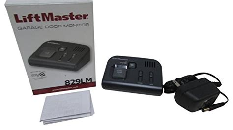 liftmaster garage door monitor sensor liftmaster 829lm garage door monitor dealtrend