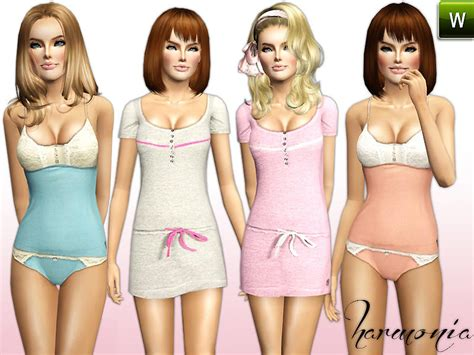 sims 3 downloads african the sims resource harmonia set 130
