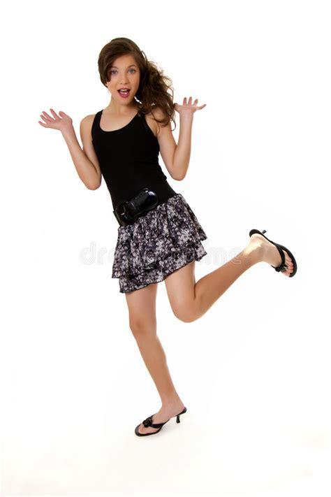 preteen school girl photos preteen school girl in skirt stock photo image of body