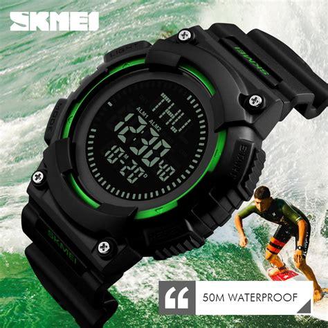 Skmei Jam Tangan Digital Pria Dengan Kompas 1259 skmei jam tangan digital pria dengan kompas 1259 jakartanotebook