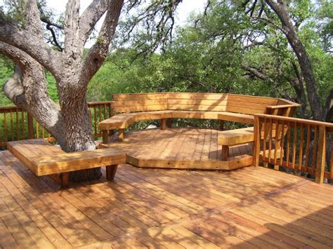 deck in backyard backyard deck design in tree backyard design ideas