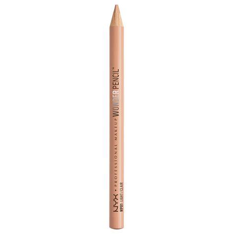 nyx pencil light nyx prof makeup pencil light kauneus terveys