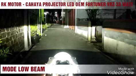 Led Projie Motor projector led oem fortuner vrz