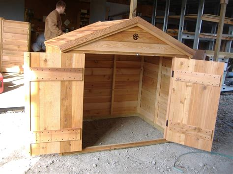open dog house build your own house custom and self arafen
