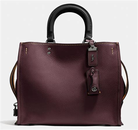 Coach Rougue 1 introducing the coach rogue bag now available for