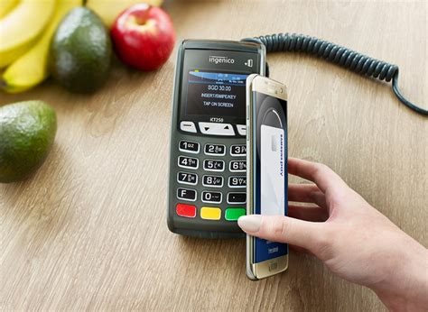 samsung pay mobile payment service singapore