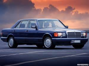 Mercedes W 126 Mercedes S Class W126 Photos Photogallery With 53