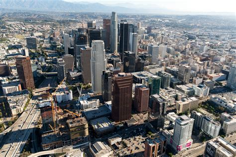new year downtown los angeles 2016 photos show metropolis rising in downtown los angeles