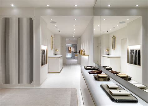 j m davidson store by universal design studio